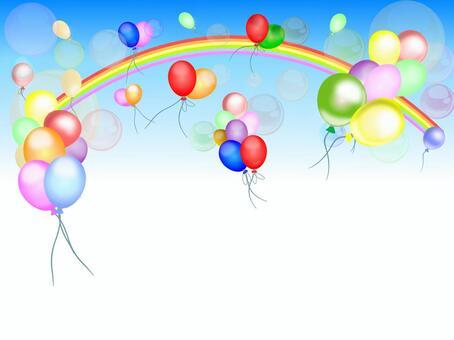 Balloon frame 02