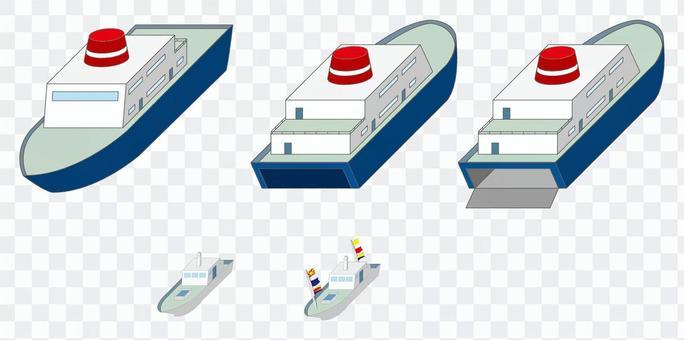 City series ship