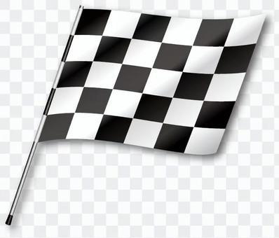 Checkered flag 2