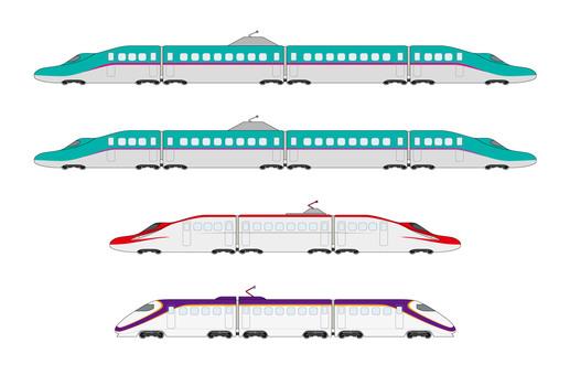 新幹線 2