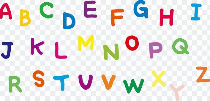 字體ABC
