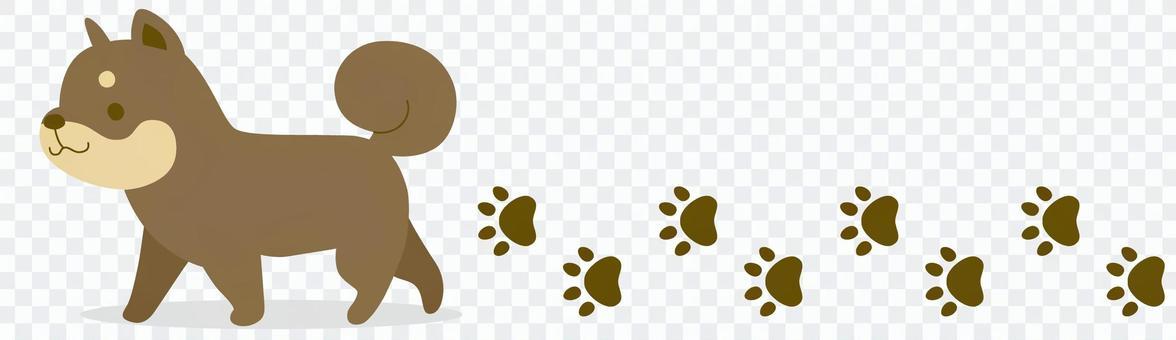 Dog illustration 12