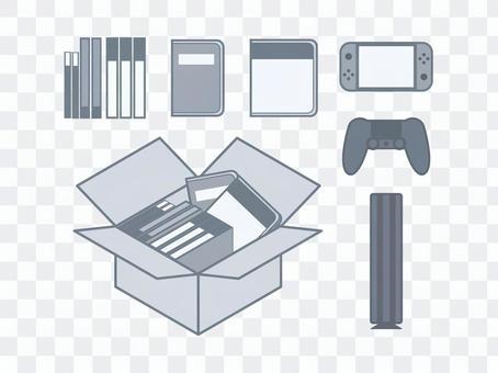 遊戲送貨上門購買的圖片