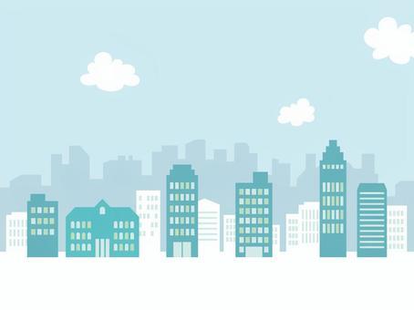 City _ daytime
