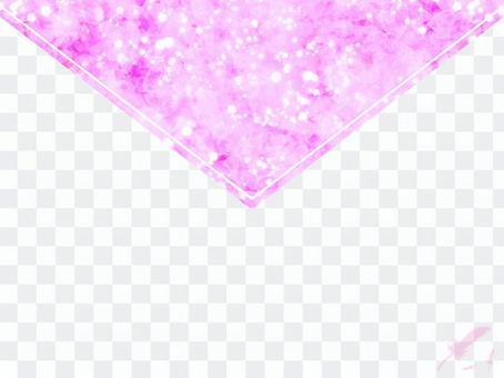 信風格背景粉紅色