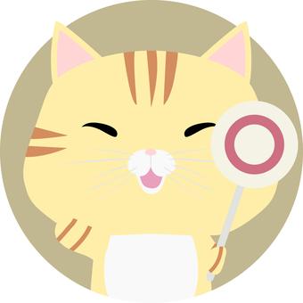 Placard_Cat_Chatora_Maru
