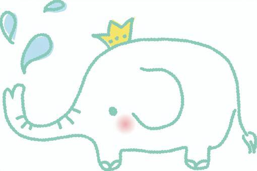 大象001