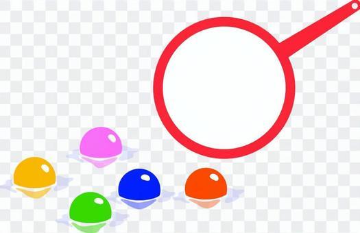 超級球瓢瞄準