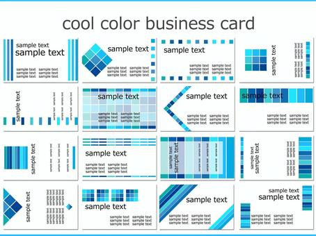 Business card card 11