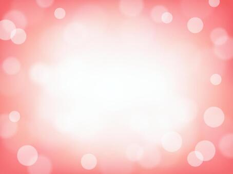 光の背景(ピンク)