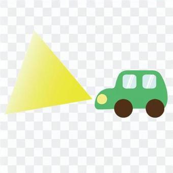 远光灯汽车