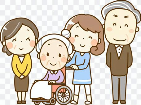 All family members need care