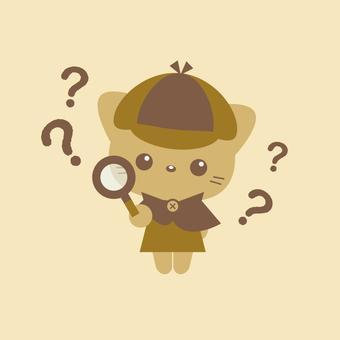 偵探Nyanko