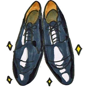 閃亮的鞋子