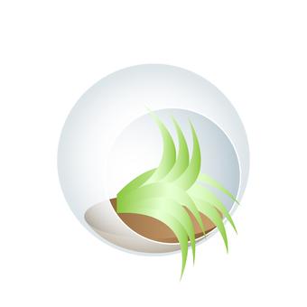 空氣裝置(綠色)