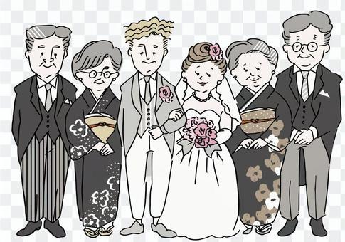 Wedding-Meeting of both families