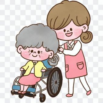 保姆和奶奶
