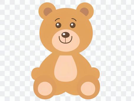 熊毛绒玩具
