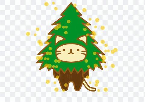 貓雪松花粉