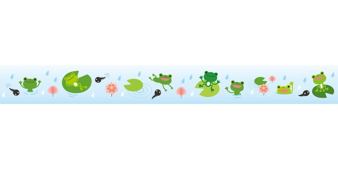 Frogs and tadpole borderline