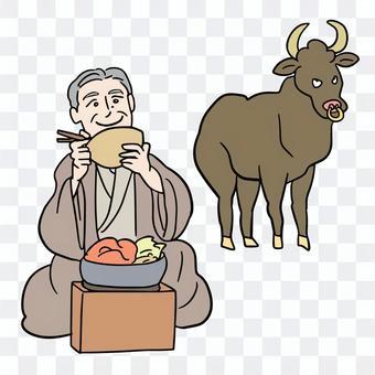 福澤幸吉和牛肉壽喜燒