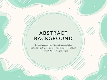 抽象背景和框架 02