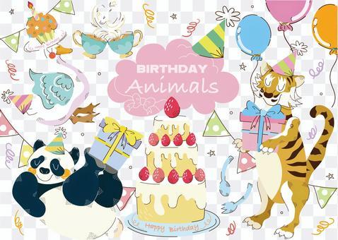 動物生日2