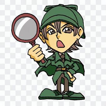 名偵探002