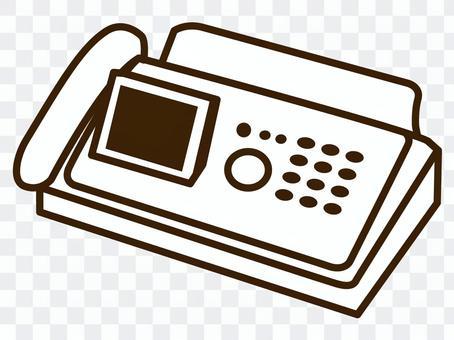 281 fax machine