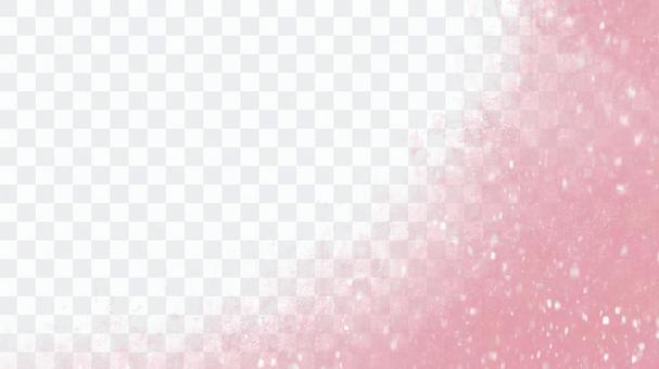 Background pink Japanese style frame