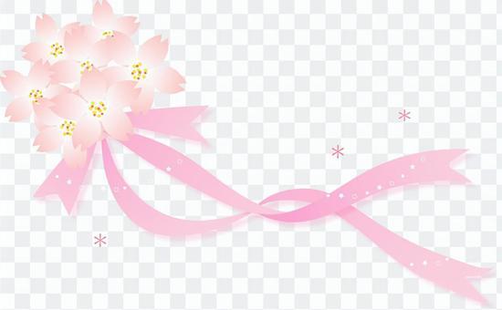 樱花的插图