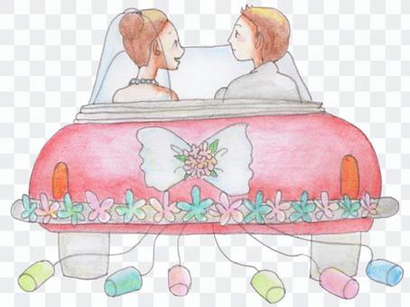 新娘的车02