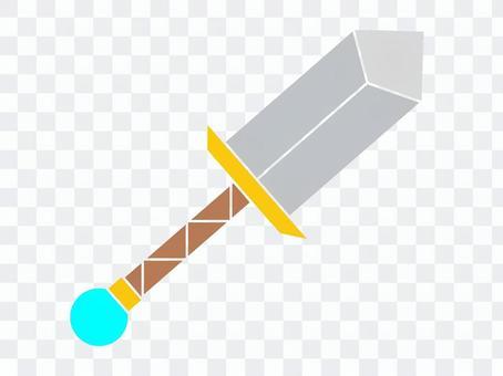武器圖標(匕首2)