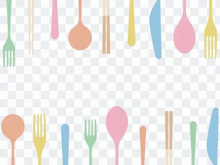 餐具架*png透明背景