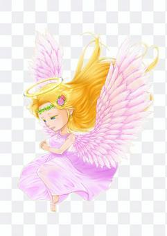 掉下來的人天使的插圖