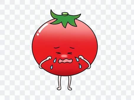 番茄誰吃飽了就哭
