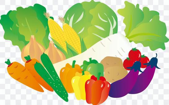 野菜いろいろ4