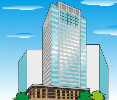 Tokyo sightseeing - Marunouchi Building