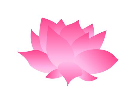 Illustration of hass flower