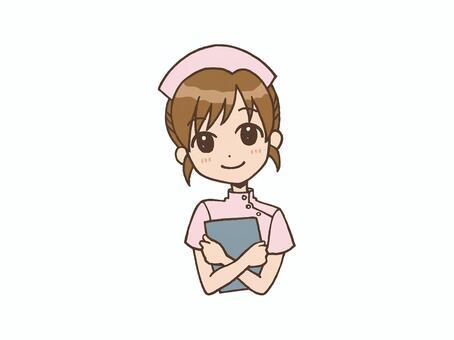 Nurse smile