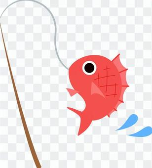 Sea bream fishing