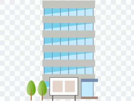 70111. Building, company