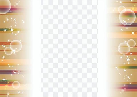 Sparkling background Horizontal