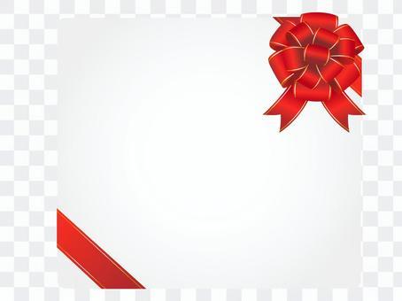Ribbon decoration 3