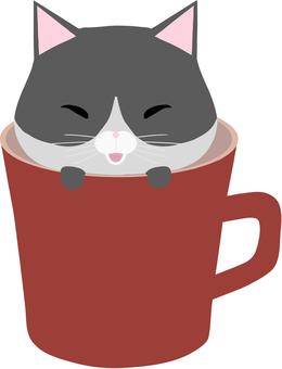 Mug_Cat_Hachiwa