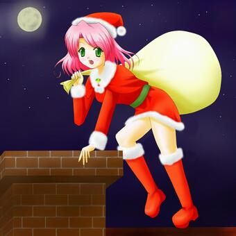 Santa witness