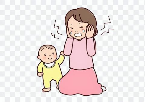 產後抑鬱症
