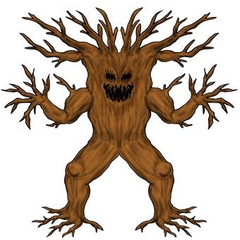 Dead Tree Giant, Treeman, Trent