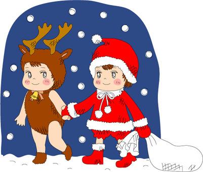 好朋友聖誕節