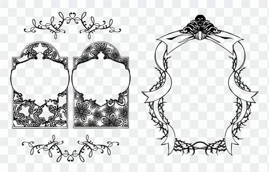 古色古香的框架05